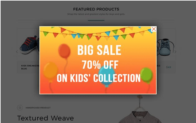kids collection sale