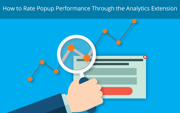 How to Rate Popup Performance