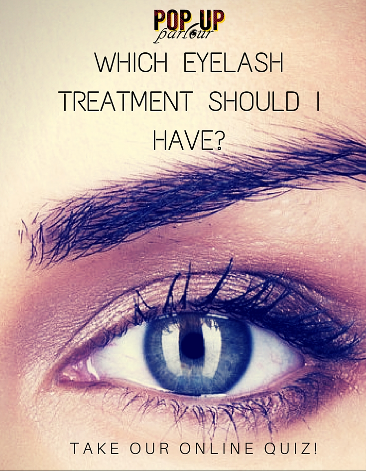 Which Eyelash Treatment Should I Have?