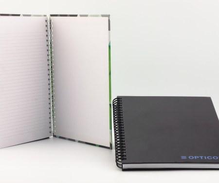 Hardcover Notebook