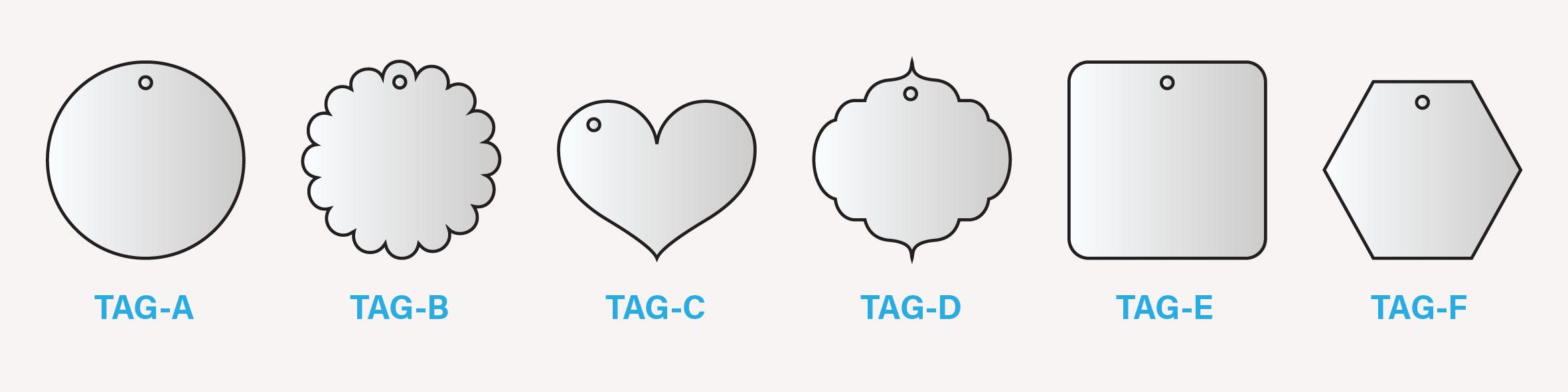 Designs - Tag
