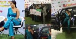 #BBNaija: Mercy receives her N25 Million SUV and other prizes…
