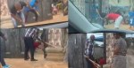Church members caught live on camera flogging poverty out of their lives (video)