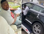 Whip Alert: Cubana Chief Priest acquires brand new Geely X7 luxury car (Photos/Video)