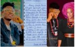Man celebrates after he wrote DJ Cuppy a love letter and she replied