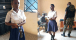 Cross River secondary school student who wanted to shoot her teacher confesses, reveals who gave her the gun