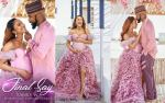 Banky W and wife, Adesua celebrate as they welcome their first child