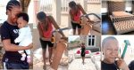 Meet Chika, Mother Of Three Who's A Talented Carpenter