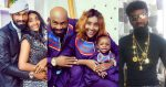 See Photos of Nollywood Actor Sylvester Madu, His Only Son, Wife And Mother(Photos)