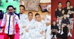 Lovely Photos Of Prophet Odumeje, His Beautiful Wife And Children