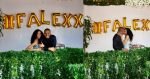 Actor Alexx Ekubo proposes to his longtime lover in the US (Photos)