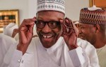 """""""My commitment to serve Nigerians is a payback for the love shown to me"""" - President Buhari"""