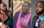 """""""Pastor shares """"terr¡fying"""" prophecy about singer, Davido (video)"""