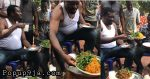 Nollywood actor Kanayo O Kanayo Stuns In Lovely Photos With His Crew As They Enjoy This Sumptuous Delicacy (photos/Video)