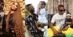 Wizkid's Baby Mama Jada Pollock celebrates Him on Fathers Day as they share new photos.