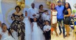 Photos from actress Chacha Eke Faani's 34th birthday party