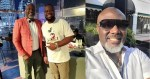 Former Nigerian Senator, Dino Melaye, breaks his silence on his infamous picture with Hushpuppi.