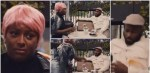 DJ Cuppy Pours Drink on Kiddwaya for Telling Her to Drop Billionaire Attitude and Find a Man in Trending Video