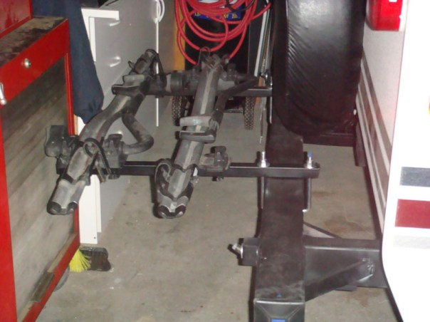 Axle Upgrade and Lift | PopUpBackpacker