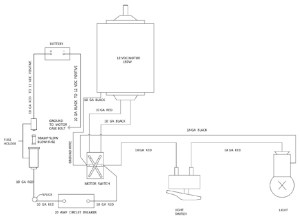 Wiring Electric Trailer Jack Wiring Free Printable