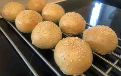 Soft Burger Buns