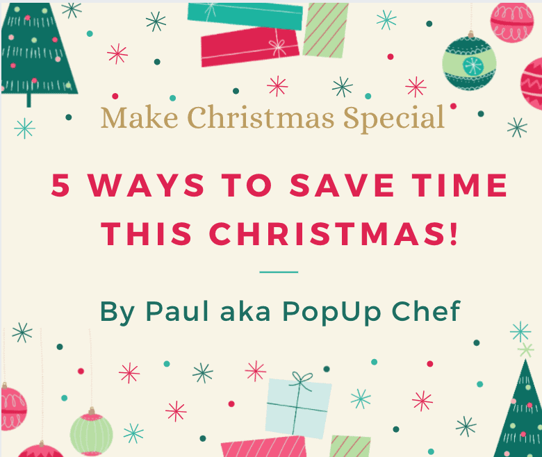 5 ways to Save Time this Christmas
