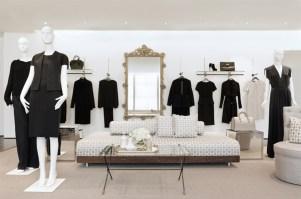 Store interiors (detail) |Photography: ©2013 DEPARTMENTSTORE QUARTIER 206 KG