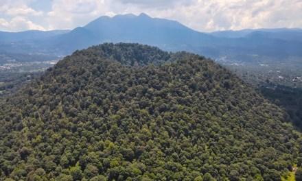 Volcán Xitle