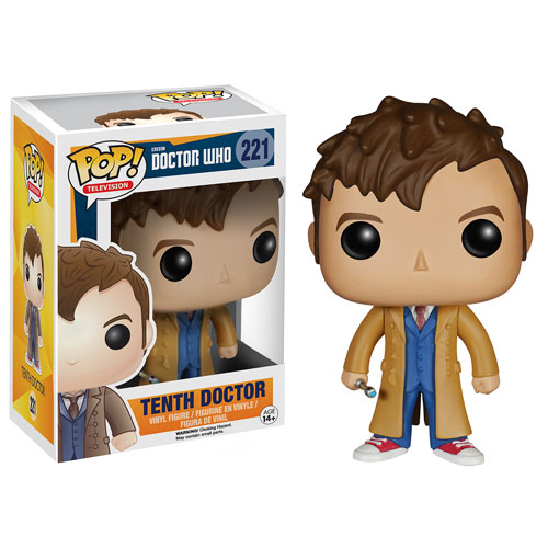 Doctor Who Tenth Doctor POP!