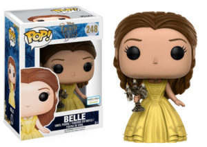 #Beauty and the Beast #Disney #Belle #Candlestick #Barnes and Noble #BN #Funko #Pop #Toy fair 2017