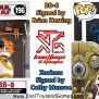 New Signed Star Wars Pops At Kool Toys And Games