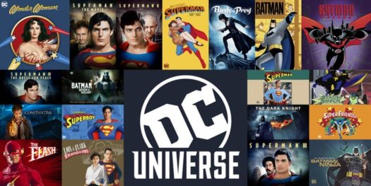 Image result for dc universe streaming Robin