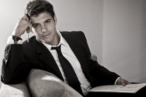Marlos Cruz, modelo e ex-marido da atriz Maytê Piragibe