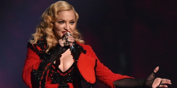 Madonna diz que direitos dos gays avançaram mais do que os das mulheres