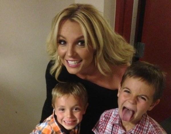 Britney Spears fala dos filhos e diz que vive fase mais feliz da vida