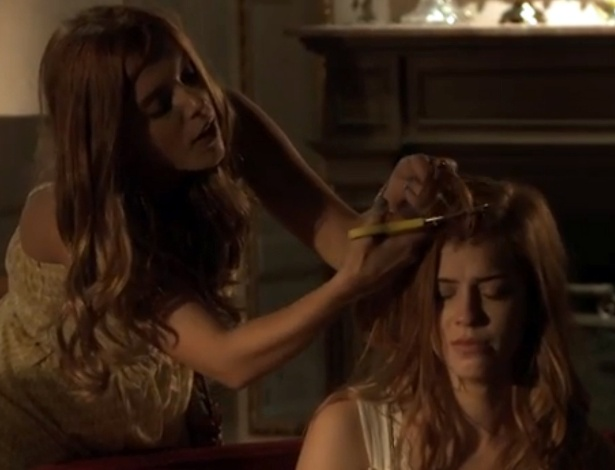 Por causa de personagem, atriz Sophia Abrahão é obrigada a cortar o cabelo