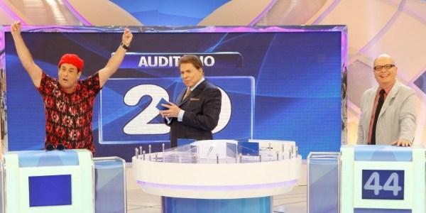 """""""Você é o Mickey brasileiro que a gente ama tanto"""", diz Tas para Silvio"""