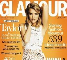 Foto de Confira o ensaio fotográfico de Taylor Swift para a revista Glamour