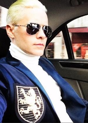 """Jared Leto aparece em primeira imagem como Coringa de """"Esquadrão Suicida"""""""