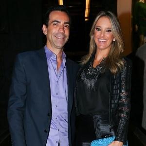 Ticiane Pinheiro viaja com Tralli no dia do casamento do ex Roberto Justus
