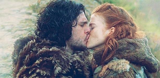 """Assim como Jon Snow, ator de """"Game of Thrones"""" tem paixão por ruivas"""