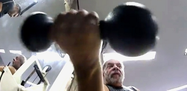 De Simony a Lula, musculação garante retorno de famosos aos holofotes