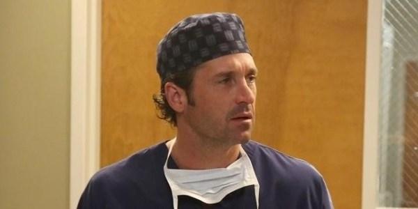 "Patrick Dempsey diz que ainda ""está processando"" saída de ""Grey's Anatomy"""