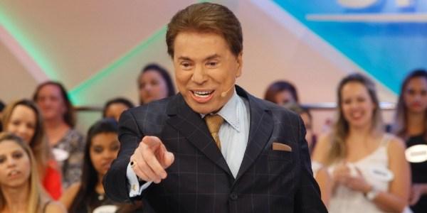 """""""Cauby Peixoto está igual a mim, com um pé na cova"""", diz Silvio Santos"""
