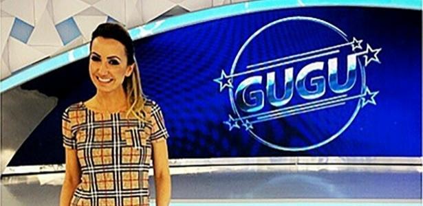 """Nora de Ronnie Von deixa """"Hoje em Dia"""" e migra para o programa do Gugu"""