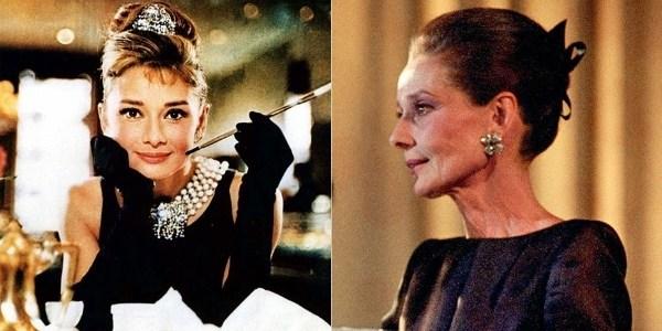 Filhos de Audrey Hepburn brigam na justiça por pertences da atriz