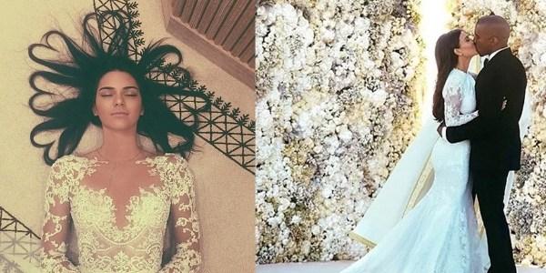 Foto de Kendall Jenner supera Kim Kardashian em curtidas no Instagram