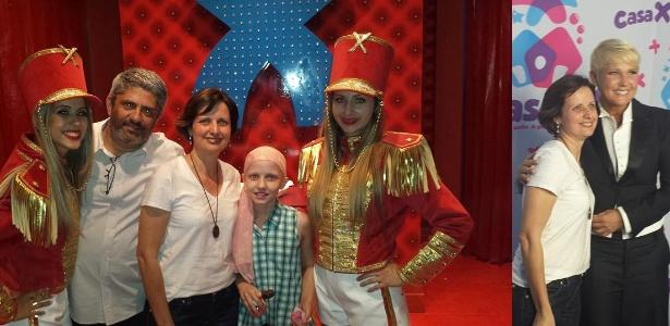 Após pedido pelo Facebook, Xuxa envia foto para mãe que perdeu a filha