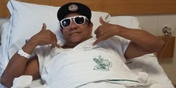 Após deixar SBT de ambulância, Liminha passa por cirurgia na vesícula