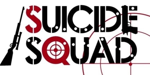 """Estúdio revela o logo do filme de supervilões da DC """"Esquadrão Suicida"""""""